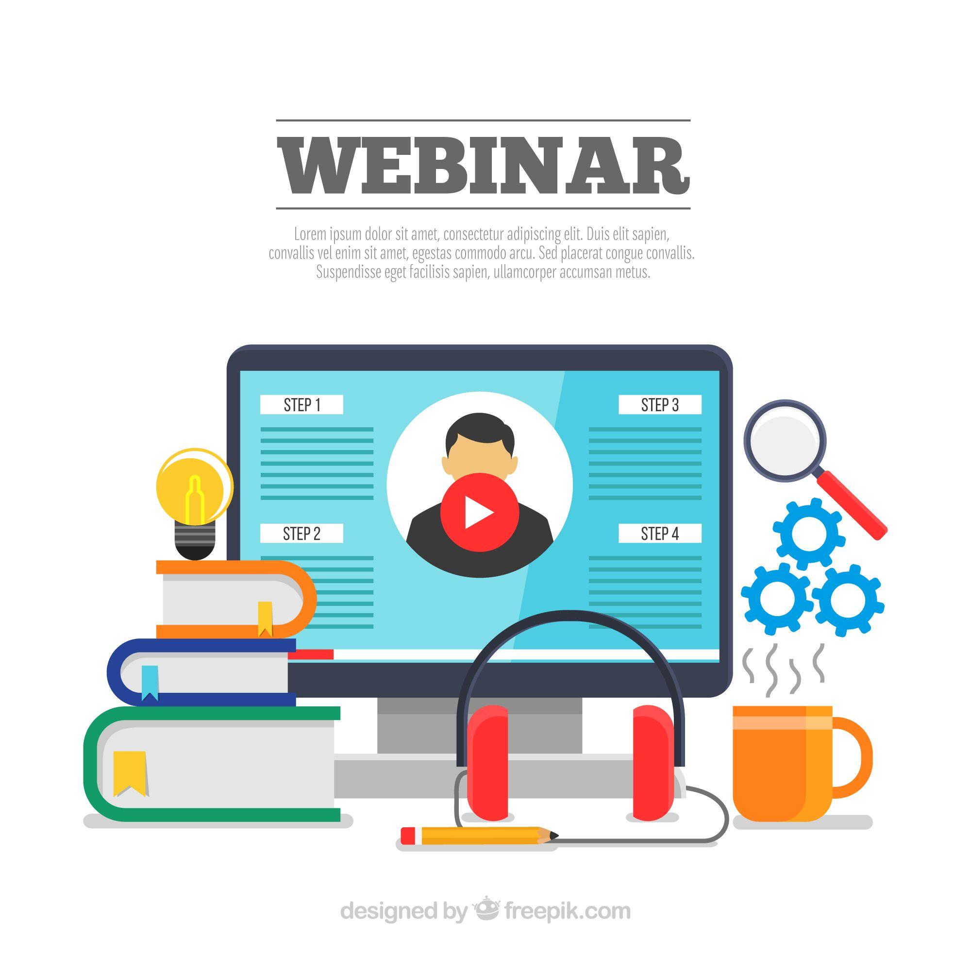 Webinare zu Zukunftstechnologien und Personalisierung