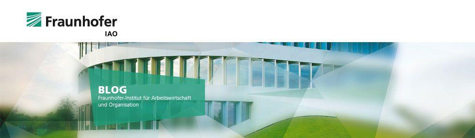 IAO-Blog: I4.0 in Mittelstand und Handwerk