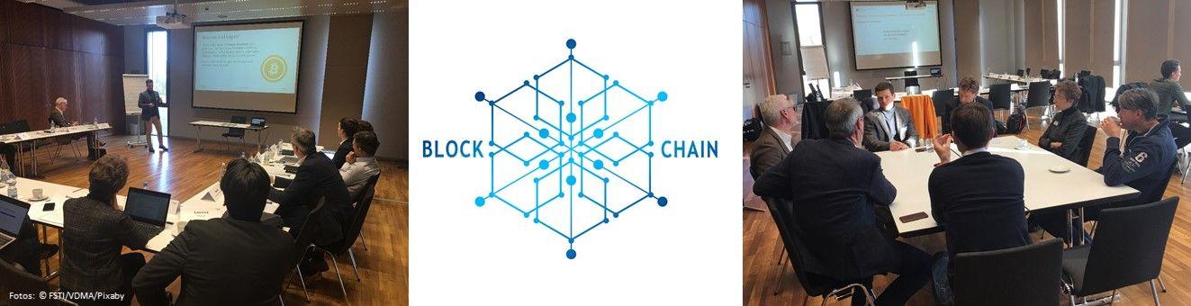 Blockchain-Anwendungen in der Industrie